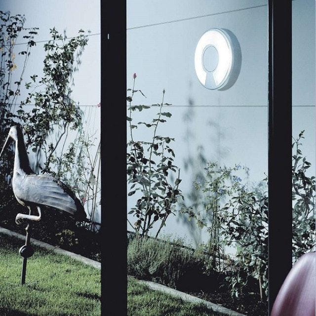 Luceplan Lightdisc LED Wand- & Deckenleuchte Ø40cm DALI Dimmbar IP65 5