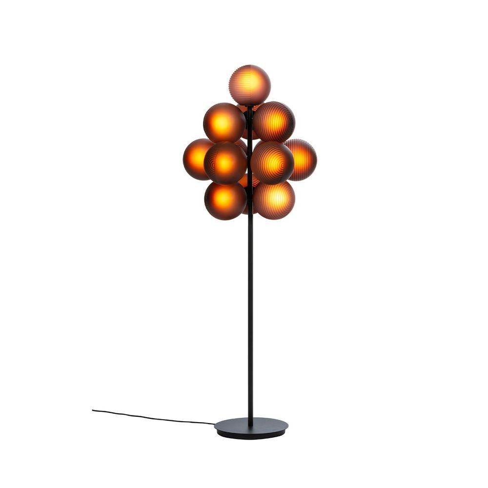 Pulpo LED Stehleuchte Stellar Grape Big 13-flammig