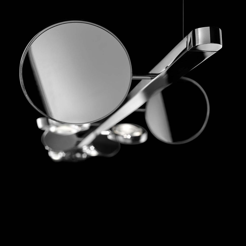 Studio Italia Design Nautilus LED Hängeleuchte Erweiterung 2