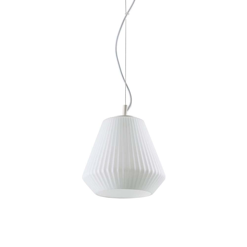 Ideal Lux Hängeleuchte Origami-3 Weiß 1