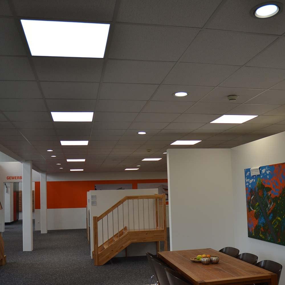 LED Panel rahmenlos 600 Neutralweiß dimmbar 5100lm Weiß 3