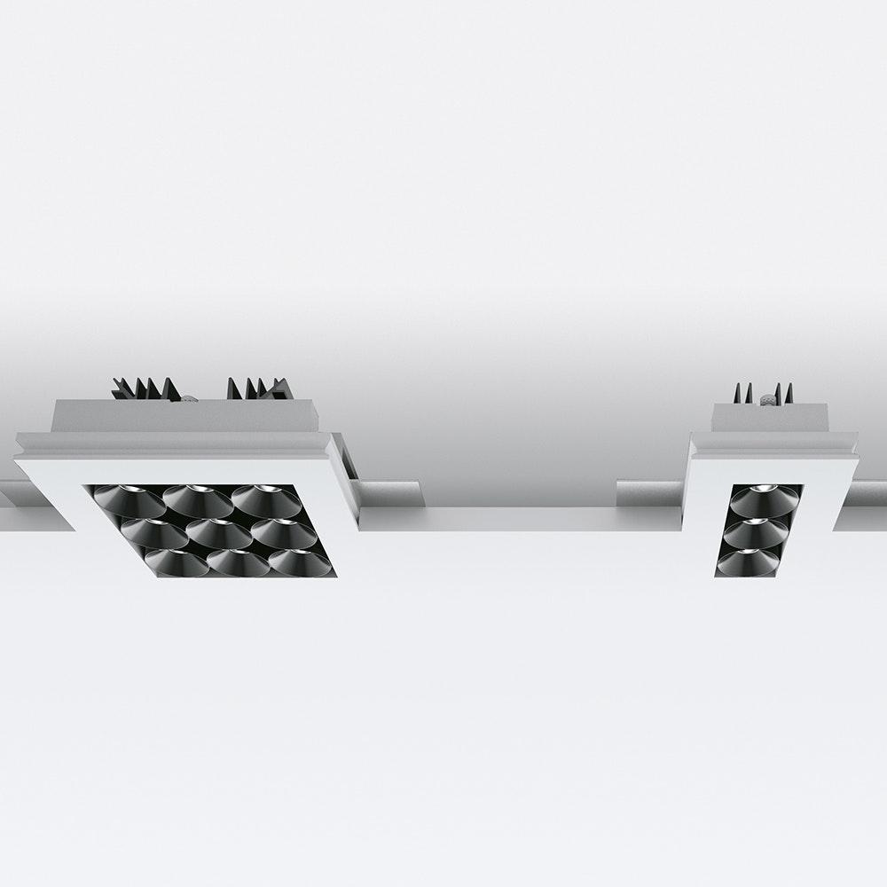 Linealight Gypsum Cell2 LED-Einbauspot 1
