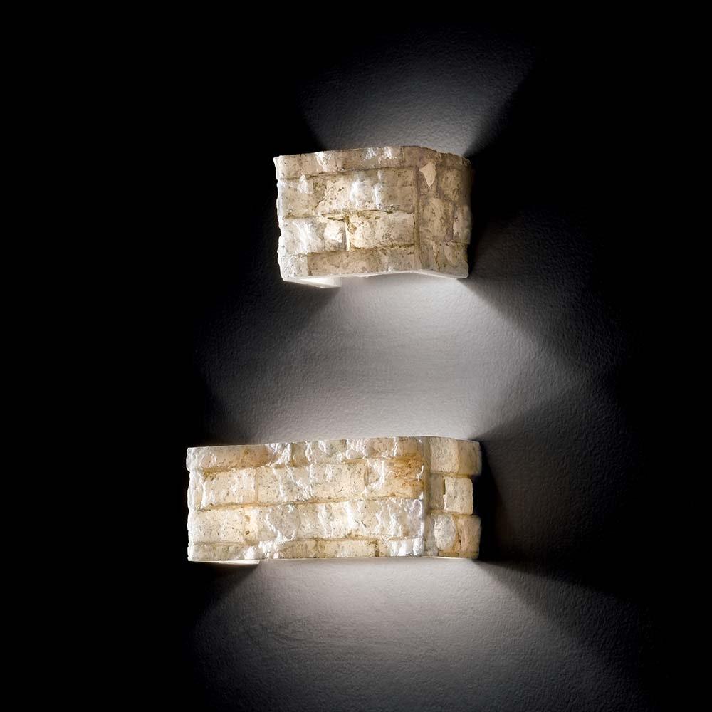 Ideal Lux Wandleuchte Carrara Ap2