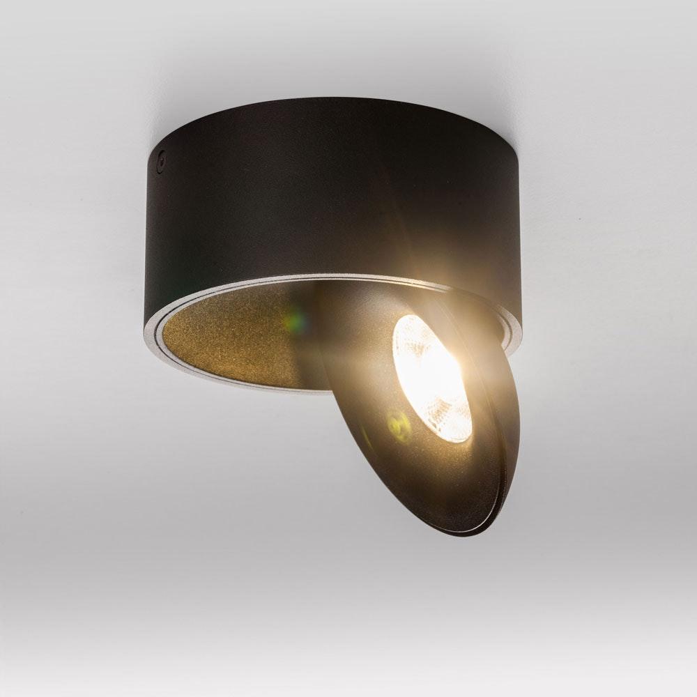 LED Aufbauspot Santa schwenkbar & dimmbar 11