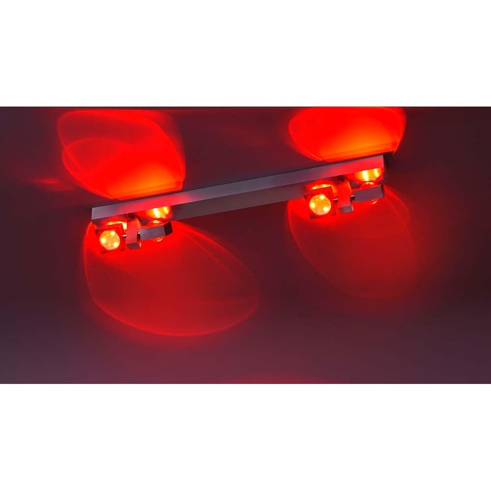 LED Deckenleuchte Q-Nemo RGB+CCT 4