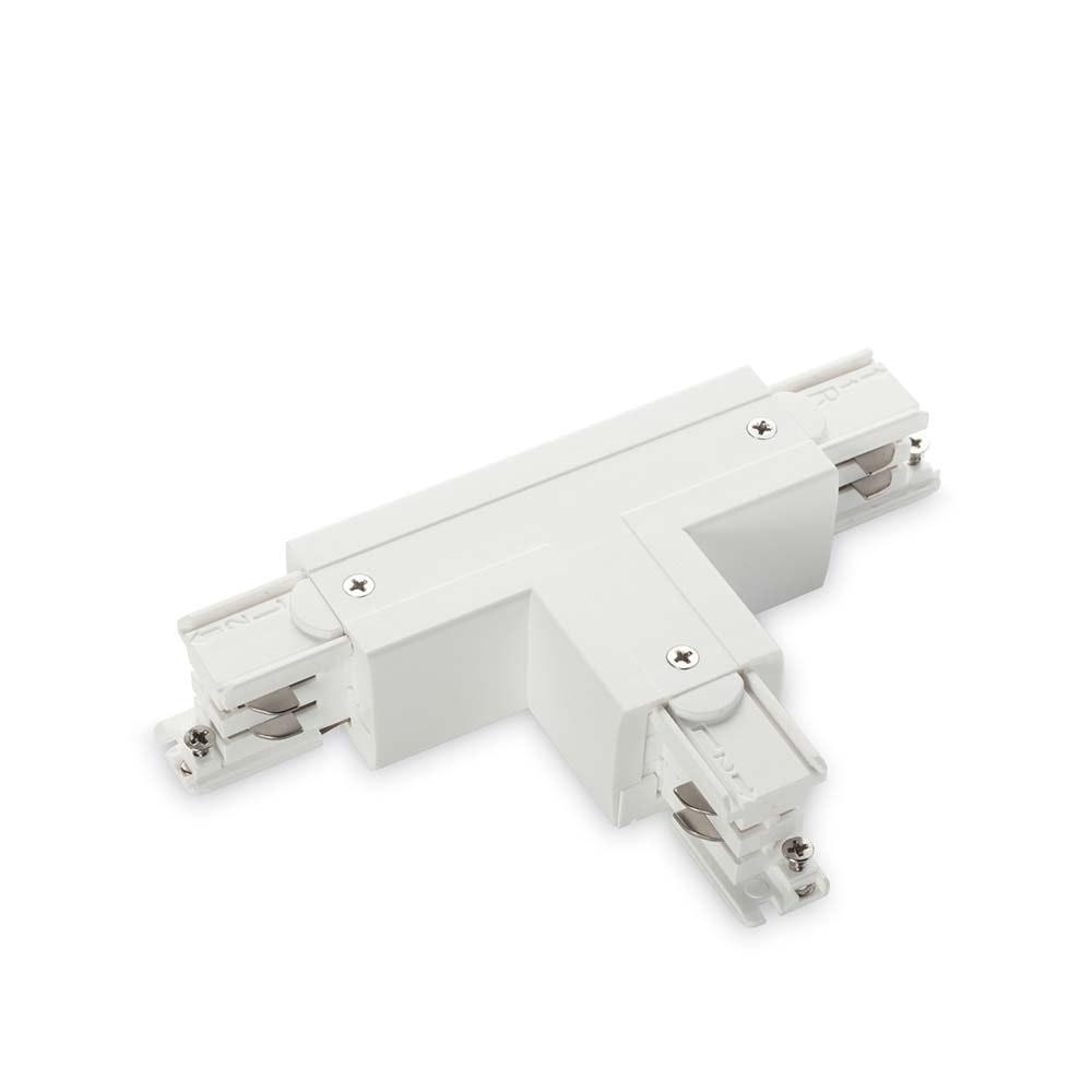 Ideal Lux Ersatzteil Link Trimless T-Connector Left White