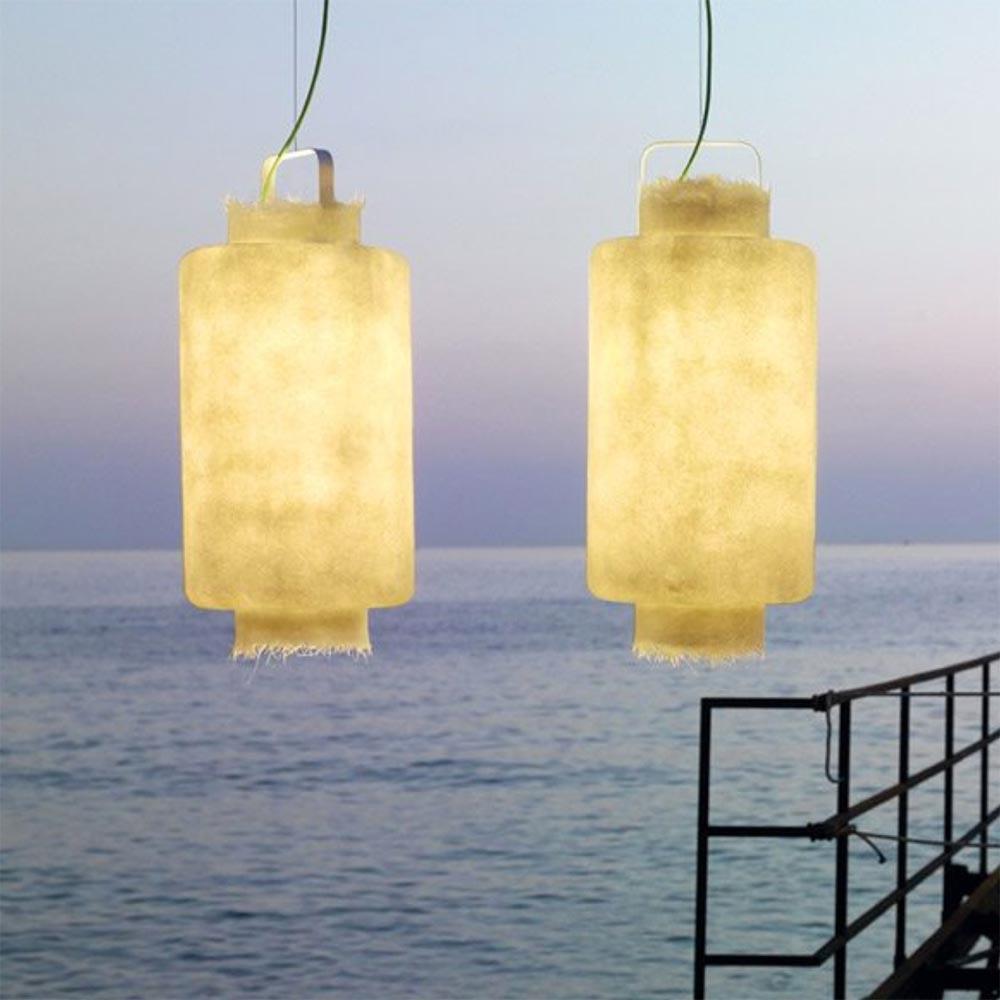 Karman Kimono LED Aussen-Hängeleuchte IP65 thumbnail 4