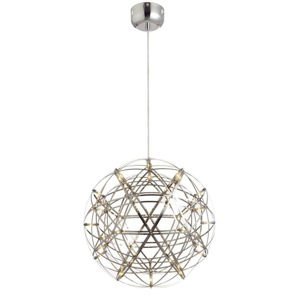s.LUCE pro Atom 50 LED-Hängelampe Dimmbar 5