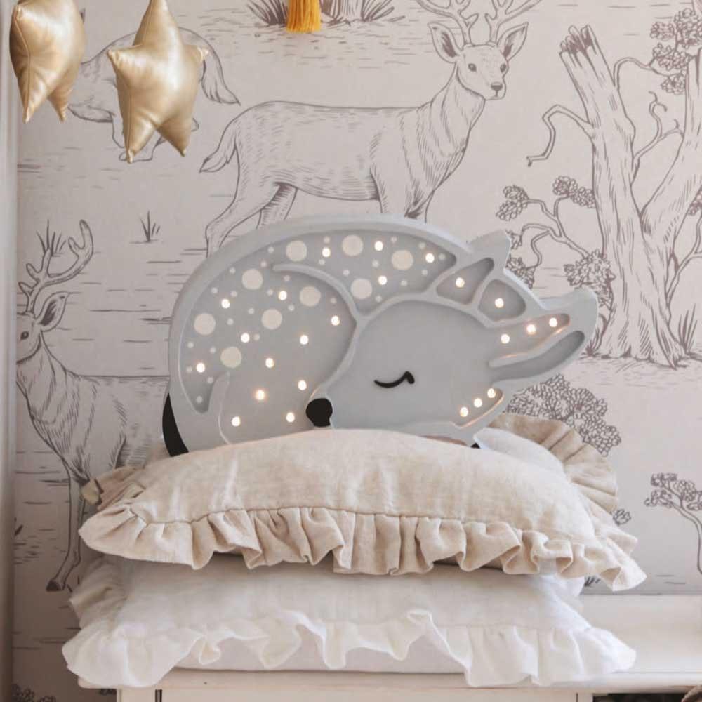 Little Lights Kinder Wand- & Tischleuchte Reh