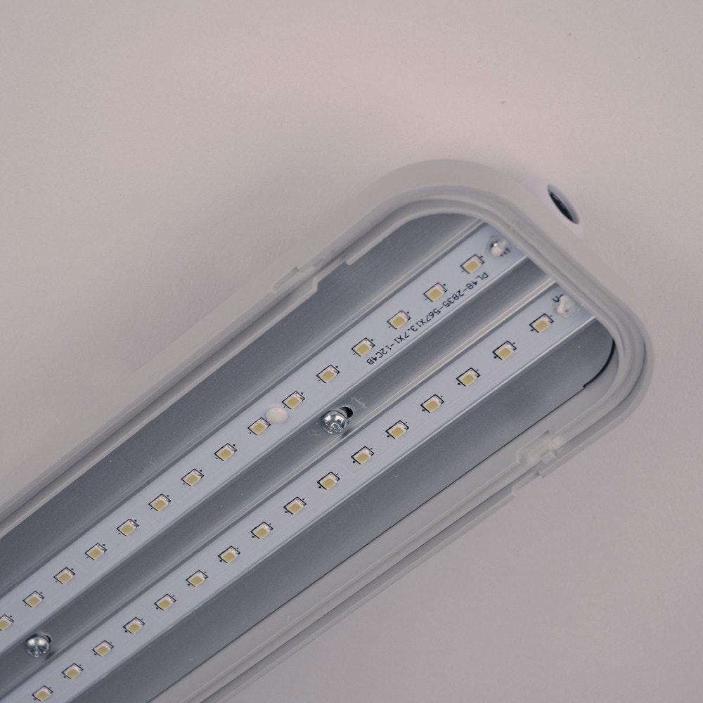 LED Wannenleuchte staubdicht 5250lm 150cm IP65 7
