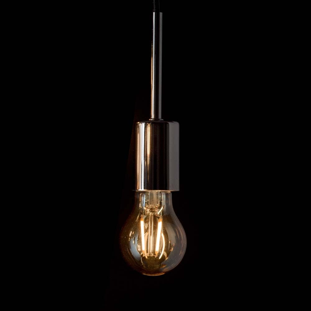 Ideal Lux LED Leuchtmittel Vintage E27 4W Goccia