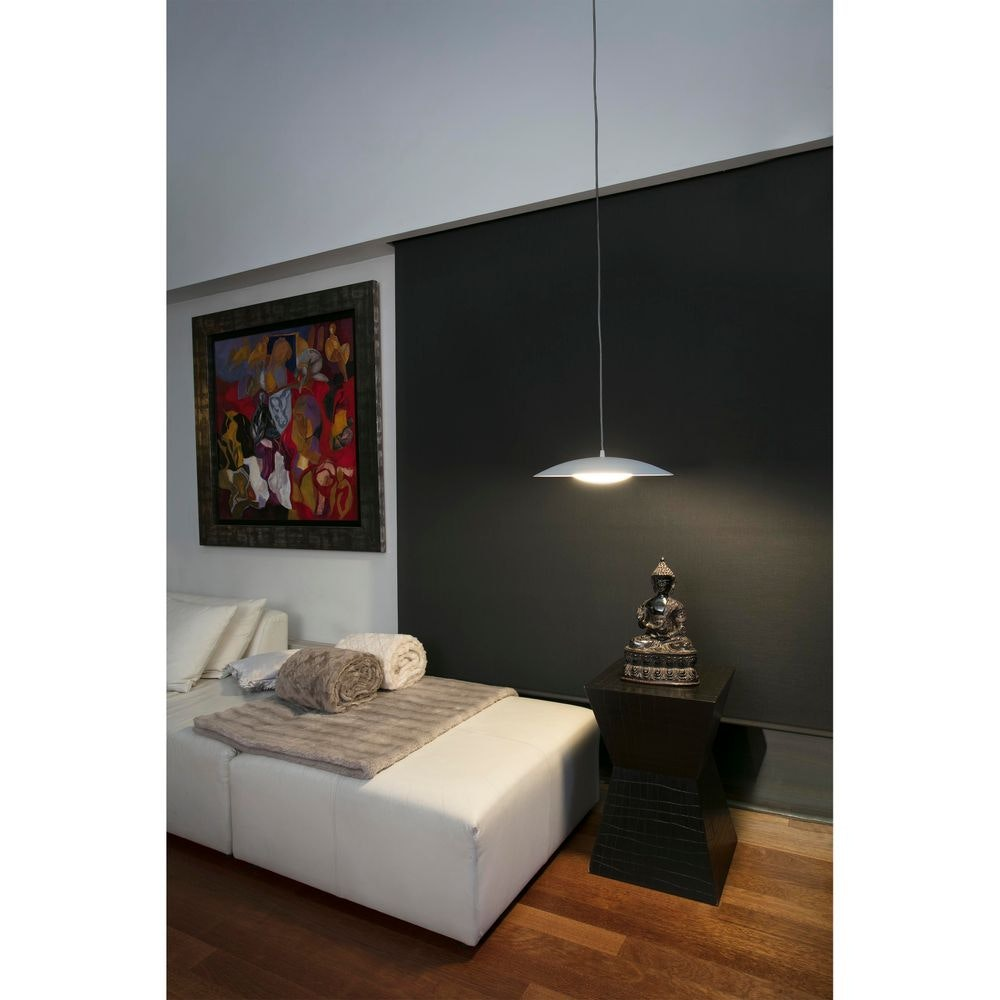LED Pendelleuchte SLIM Weiß 4