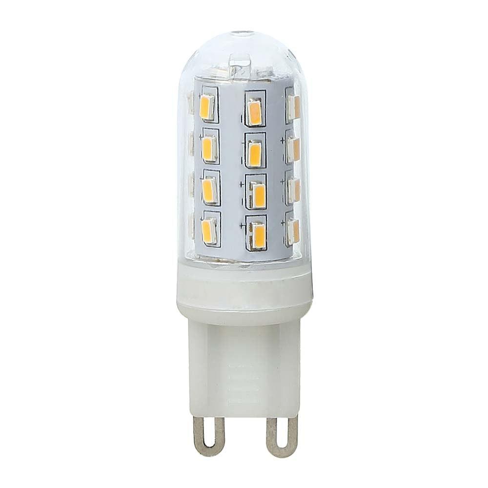 G9 LED Leuchtmittel Silikon 3,5W 310lm 3000K 2