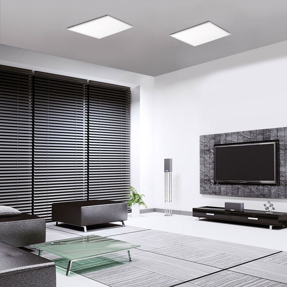 LED Deckenleuchte Q-Flag 25W RGBW Weiß 2