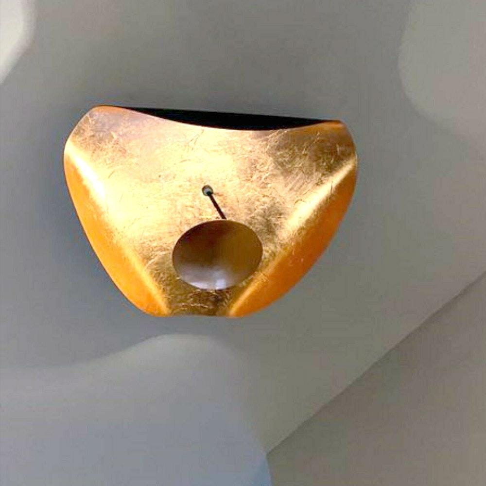 Catellani & Smith Lederam Manta CWS1 LED Wand- & Deckenlampe 2