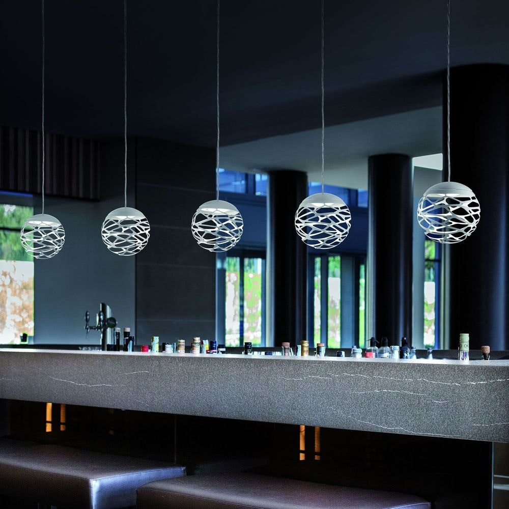 Studio Italia Design Kelly Cluster Sphere LED Pendellampe thumbnail 6
