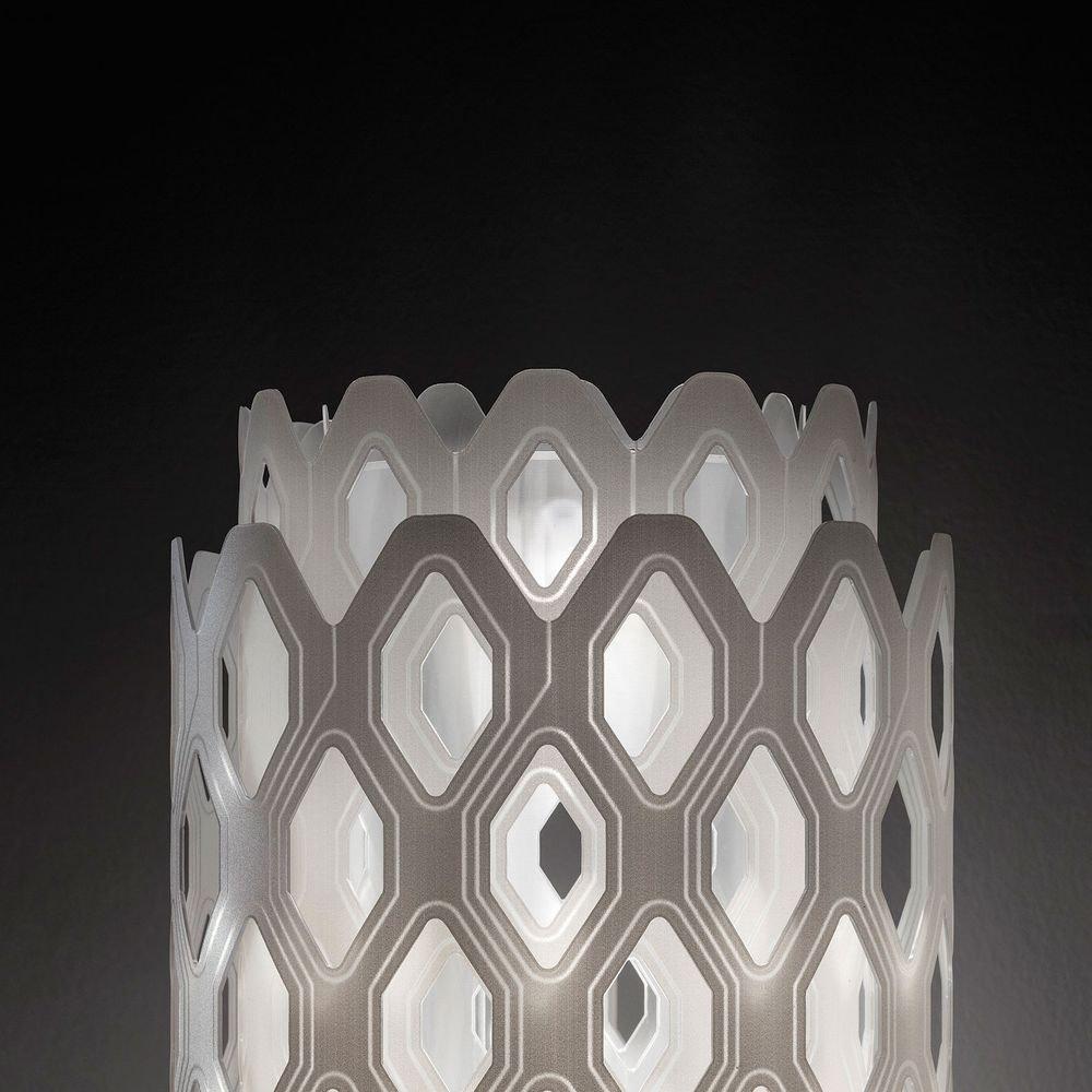 Slamp LED Stehlampe Charlotte 182cm Weiß 2