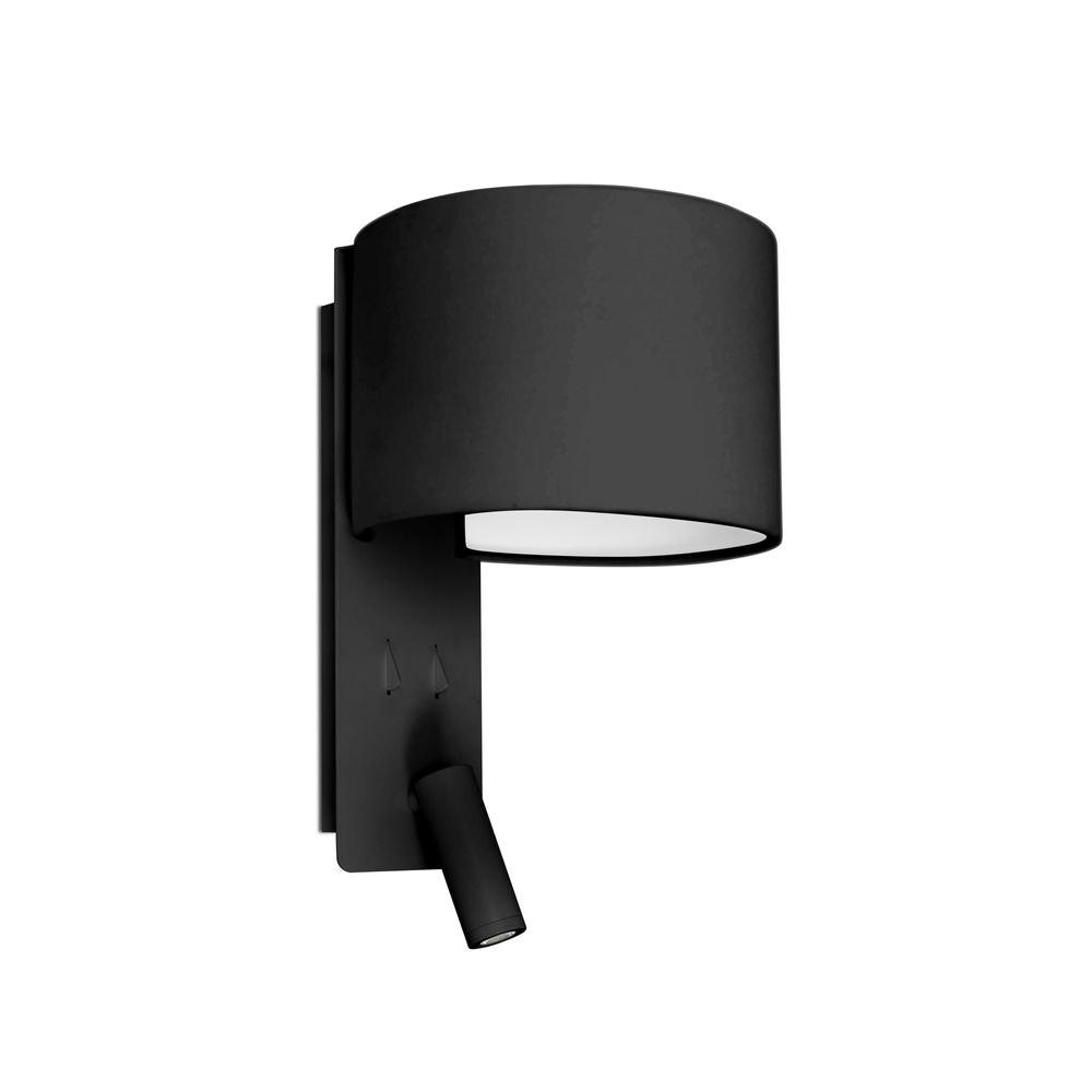 Fold Wandlampe mit LED Lesespot 1