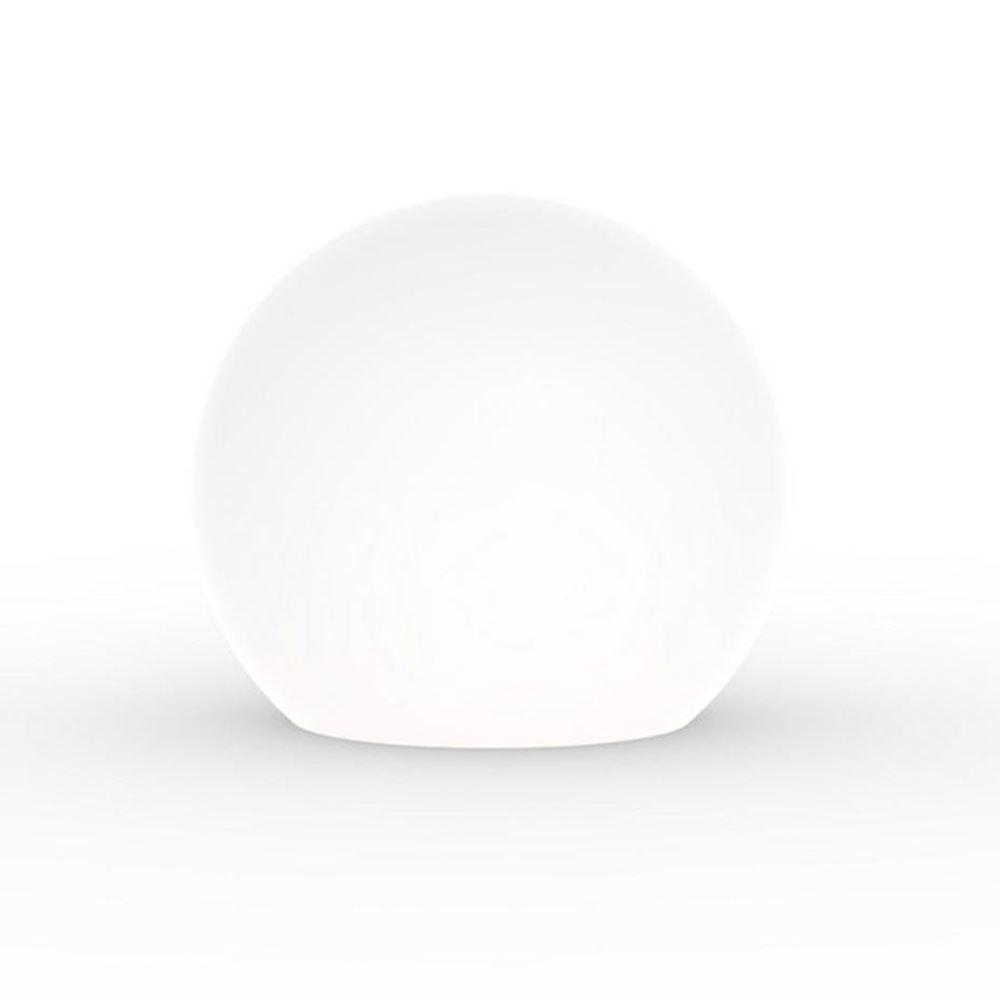 Bolla XXL Garten Aussenkugel Ø 80cm Weiß 5