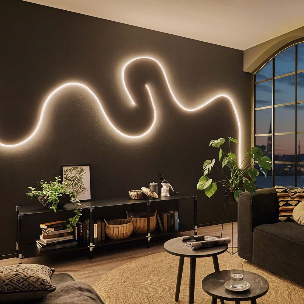 LED Strip 5m Function MaxLED Flow Basisset Warmweiß 52W