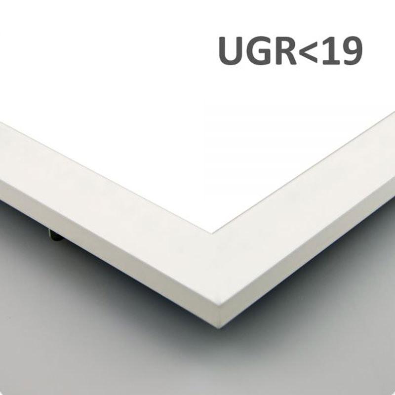 LED Panel Business Line 625 Warmweiß 4250lm Weiß 2