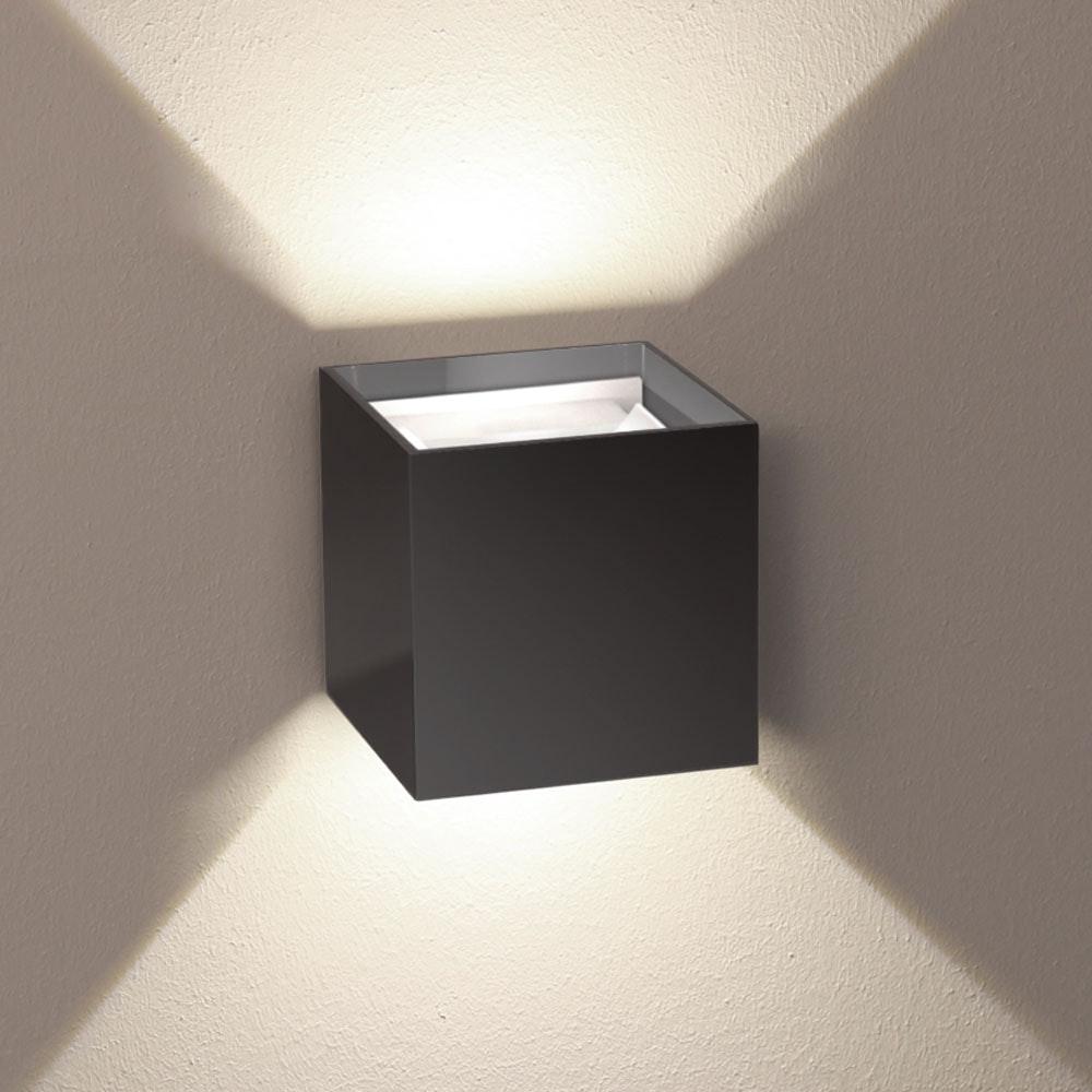 s.LUCE pro Ixa LED Innen- & Außen-Wandleuchte IP44 34