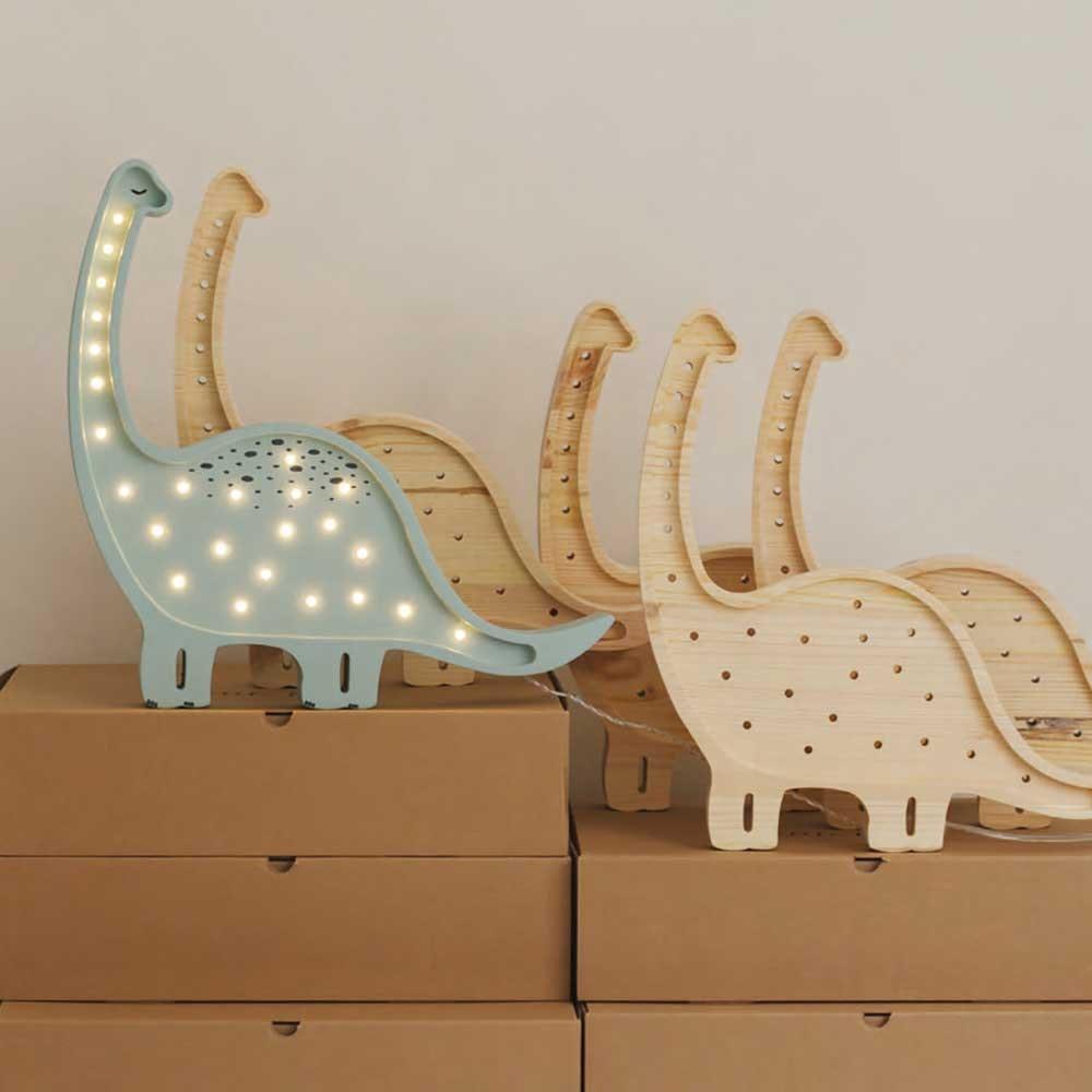 Little Lights Kinder Wand- & Tischleuchte Dino Diplodocus  4