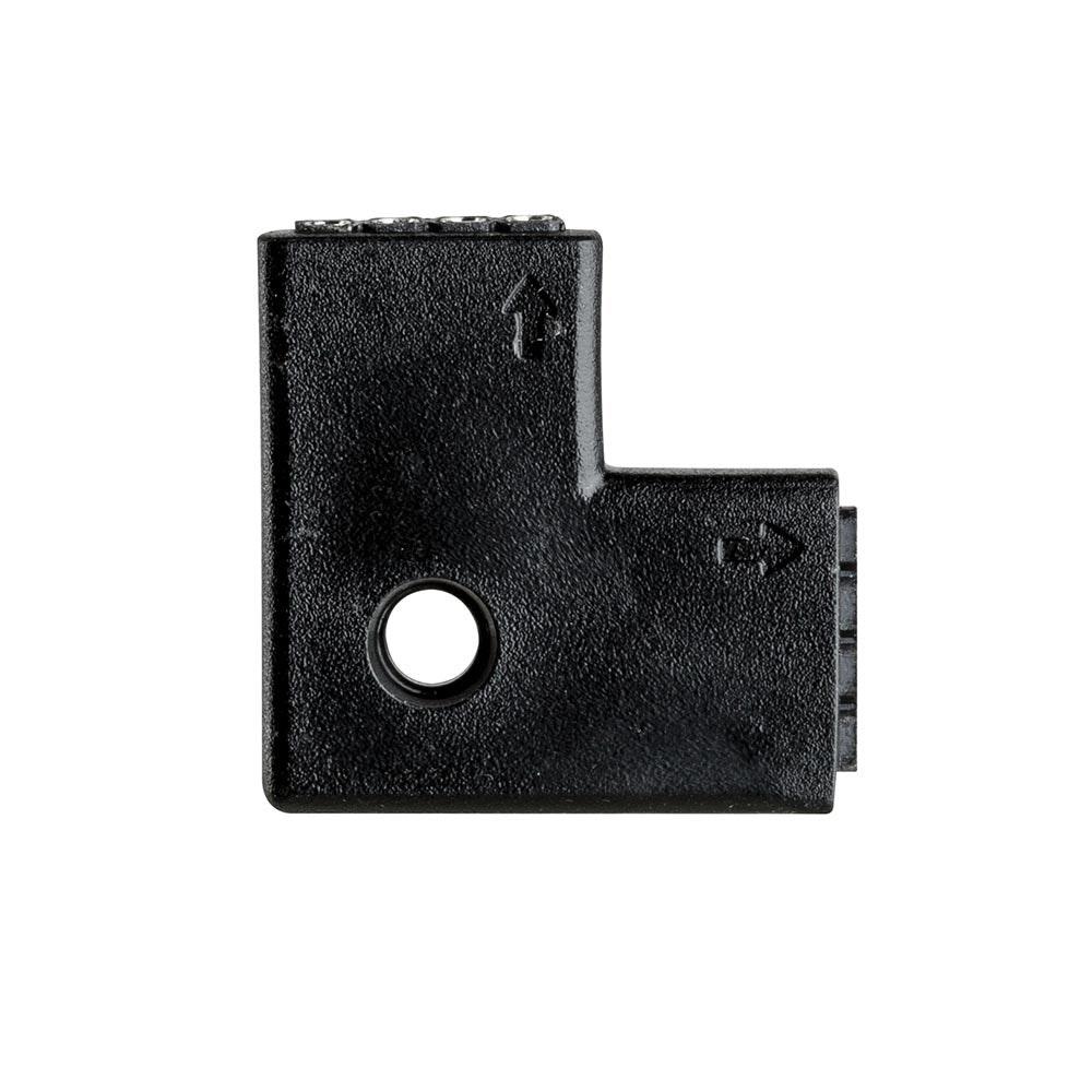 Function YourLED Edge-Connector 90°4er Pack Weiß Schwarz 2