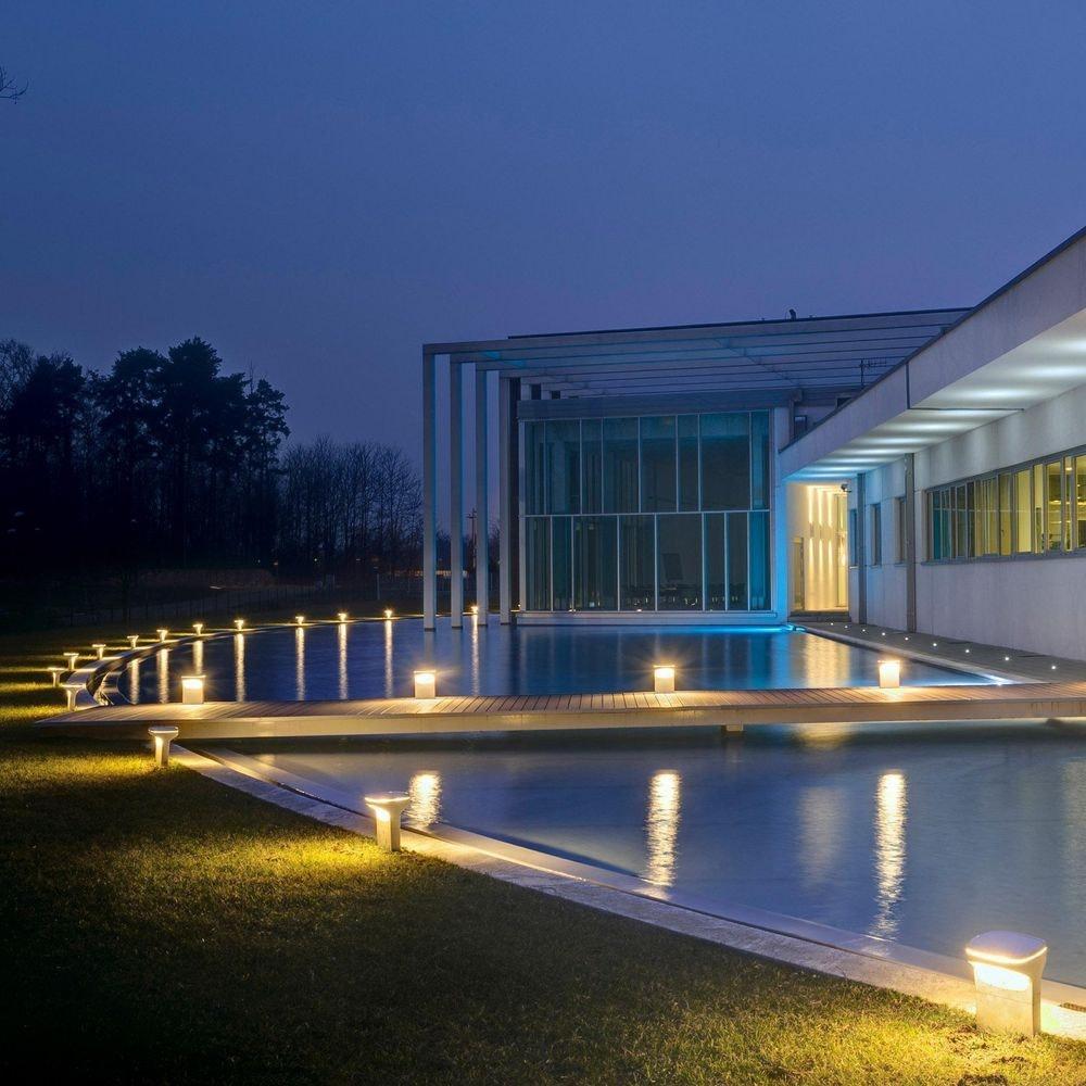 Luceplan Außenlampe Sky für Wand, Boden oder Decke 2