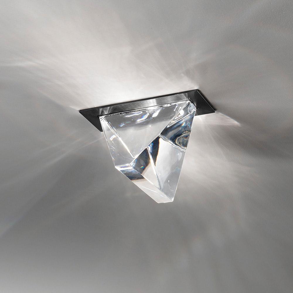 Fabbian Tripla LED-Einbauleuchte 6