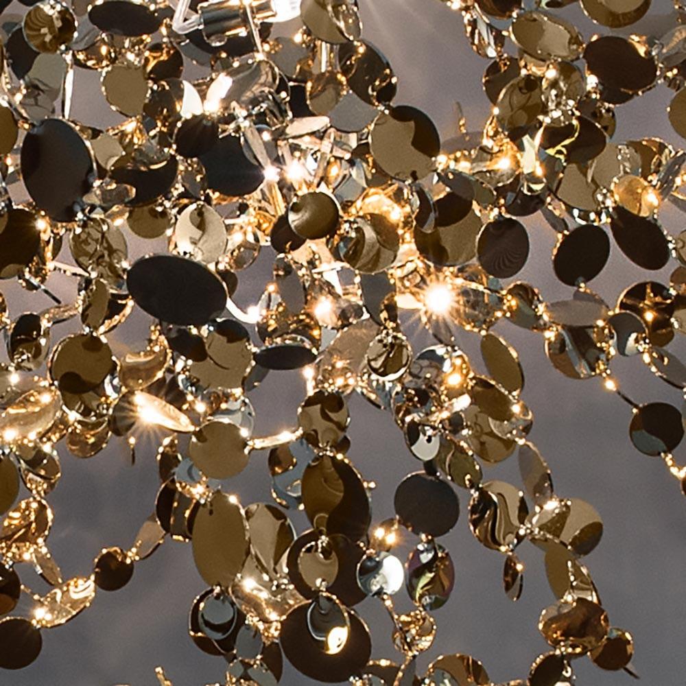 Terzani Argent Design-Lüster Ø76cm thumbnail 3