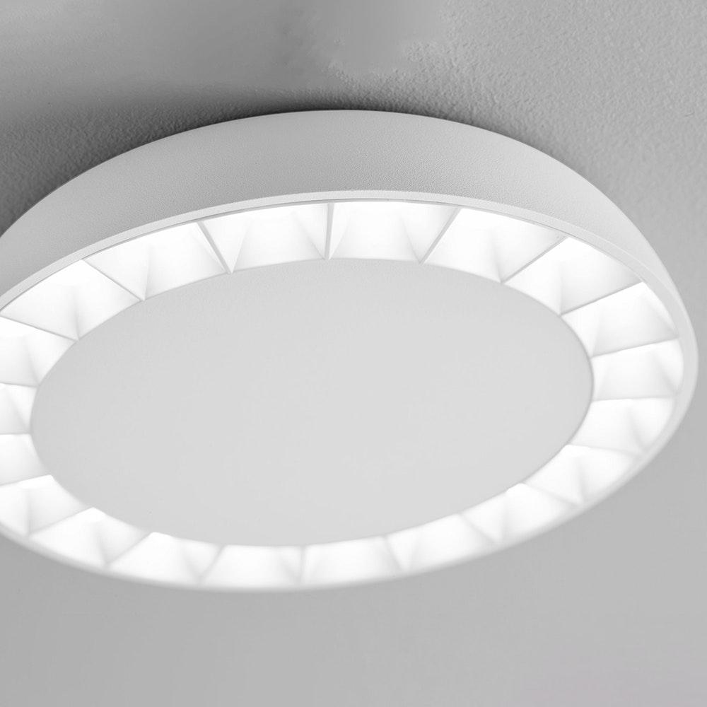 Helestra LED Deckenleuchte Pair Weiß 2
