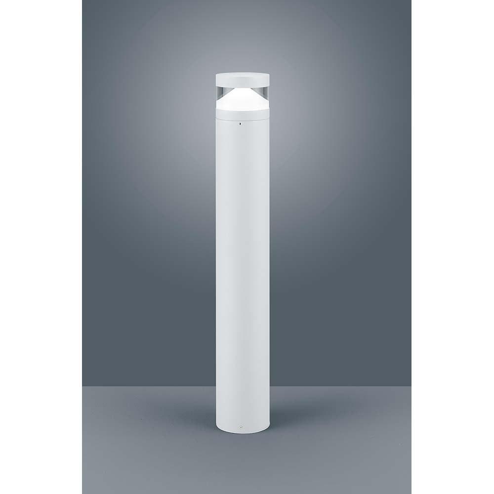 Helestra LED Pollerleuchte Mono IP5 79cm Weiß