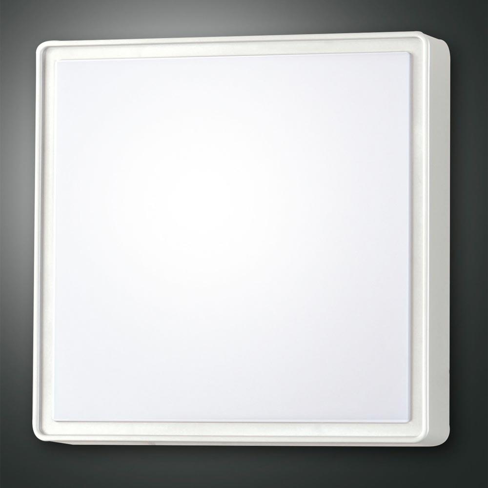 Fabas Luce Oban Deckenleuchte LED 27W Warmweiß 3000K 30cm