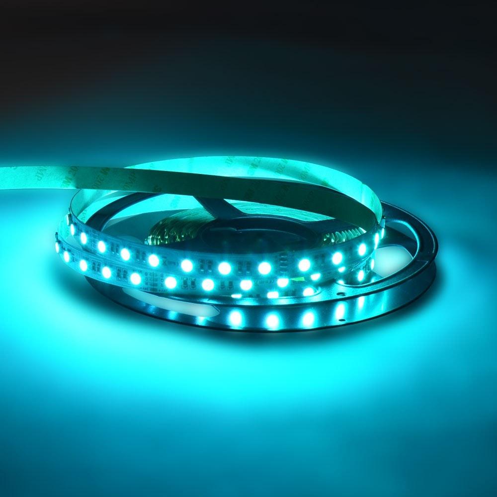 19,2 W/m RGBW Warmweiß 24V 5m LED-Strip IP20 8