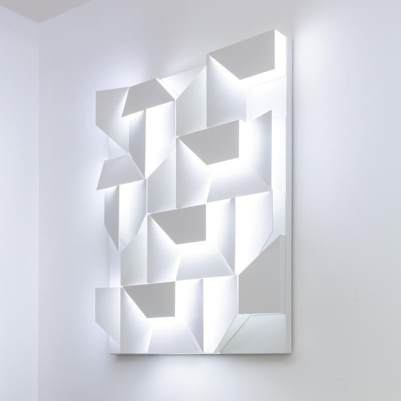 Nemo Wall Shadows Grand LED Wandlampe 120x90cm 6