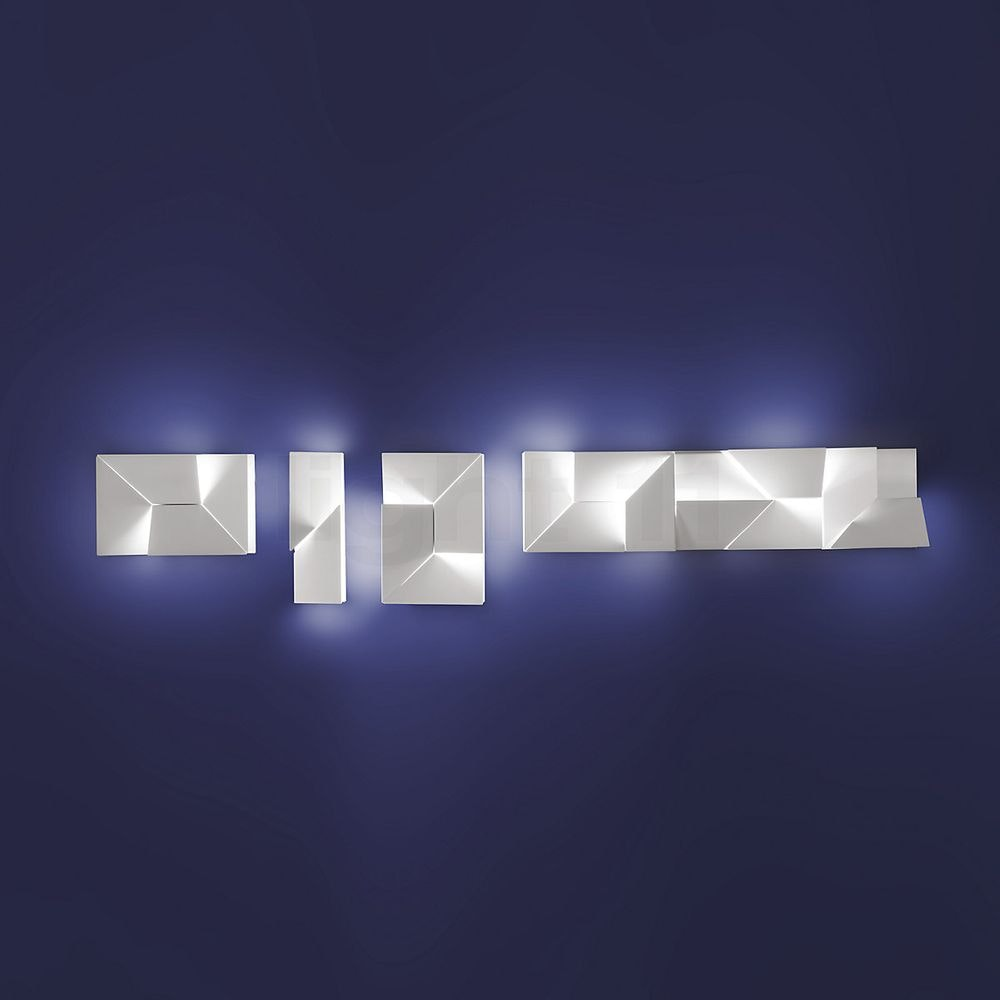 Nemo Wall Shadows Moyen LED Wandlampe 30x45cm 4