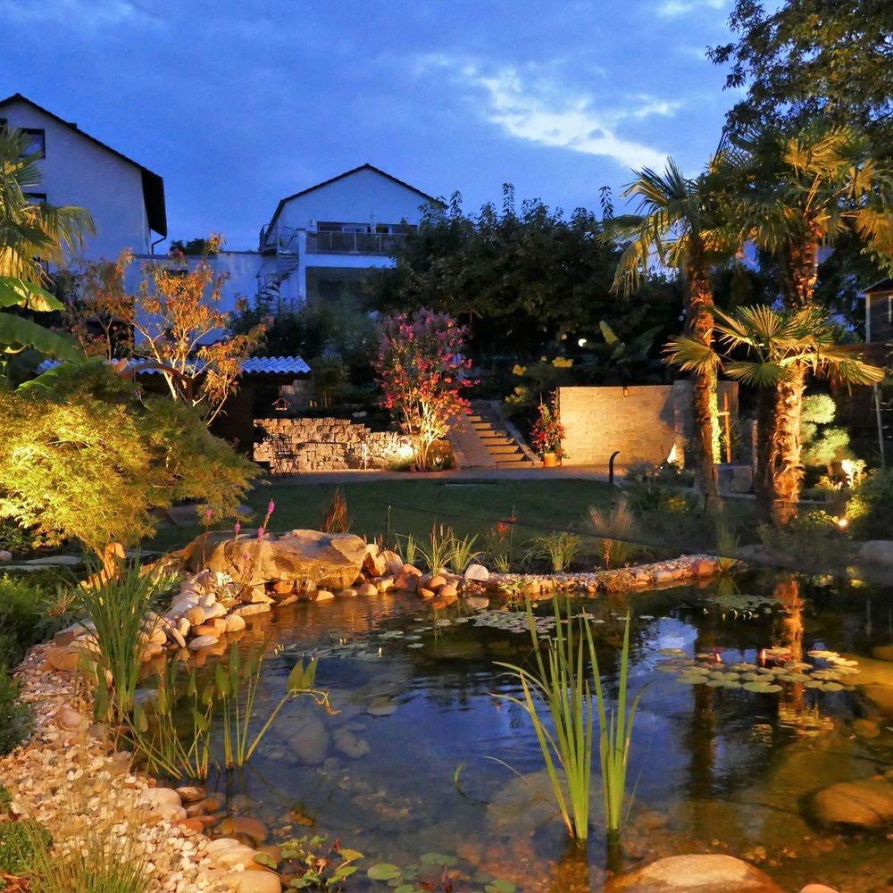 s.LUCE LED-Gartenstrahler iLight 9W RGB + CCT 9