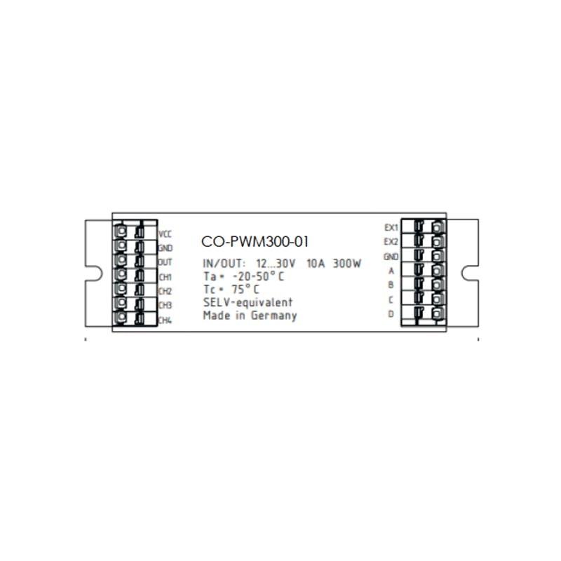 CASAMBI V2 Modul Power Controller Pulsweitenmodulation LED-Strips 2
