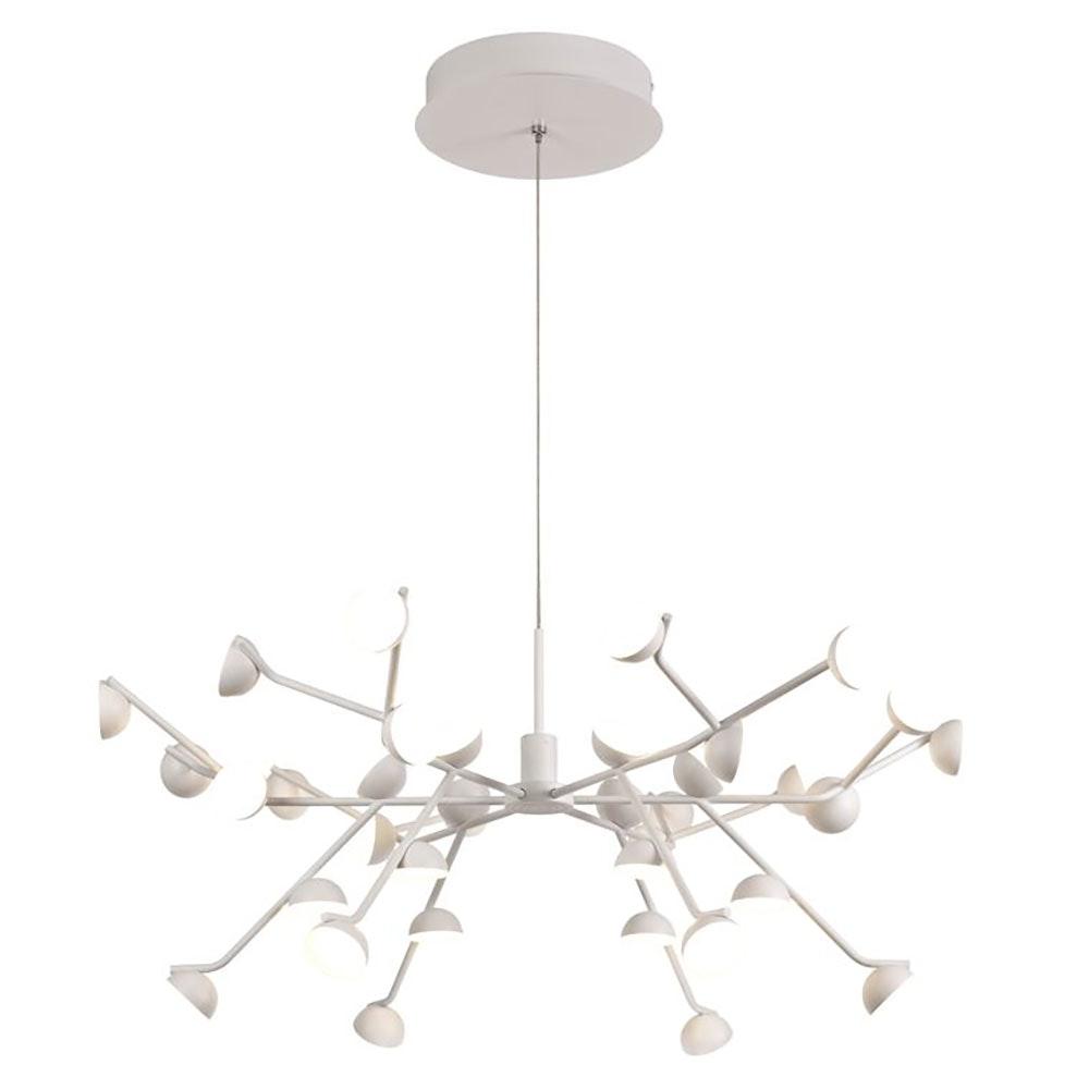 Mantra LED-Pendelleuchte Adn Groß 2