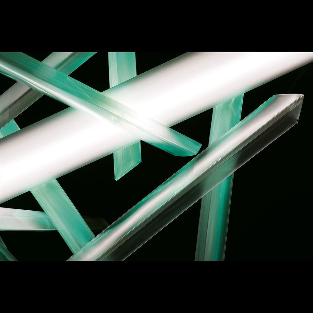 Slamp LED Hängelampe La Traviata Lichtskulptur thumbnail 6