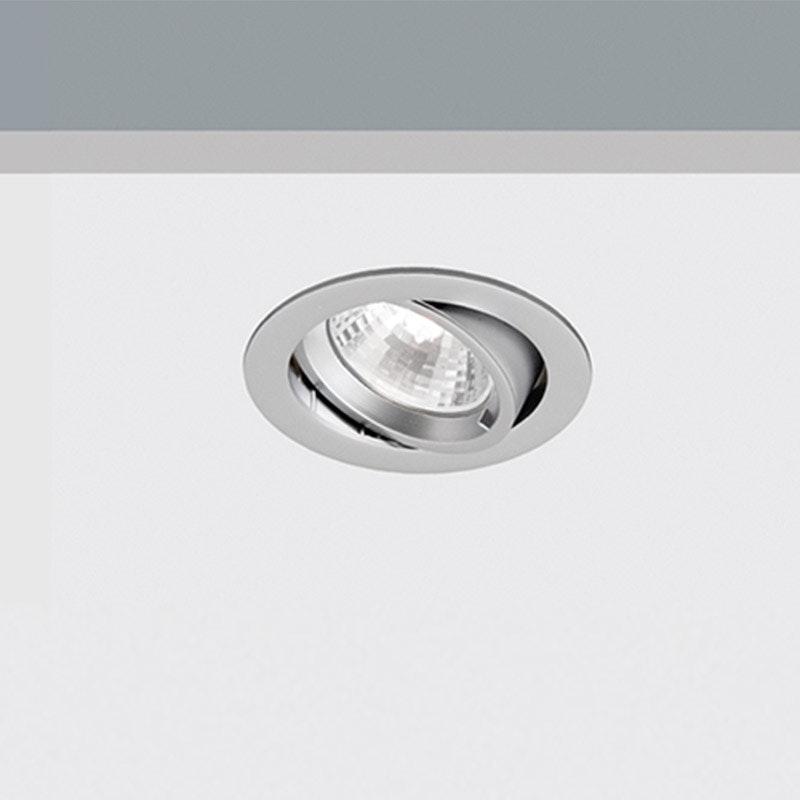 Kiteo LED Decken-Einbaustrahler K-Motus Rund HCL Dali DT8 2