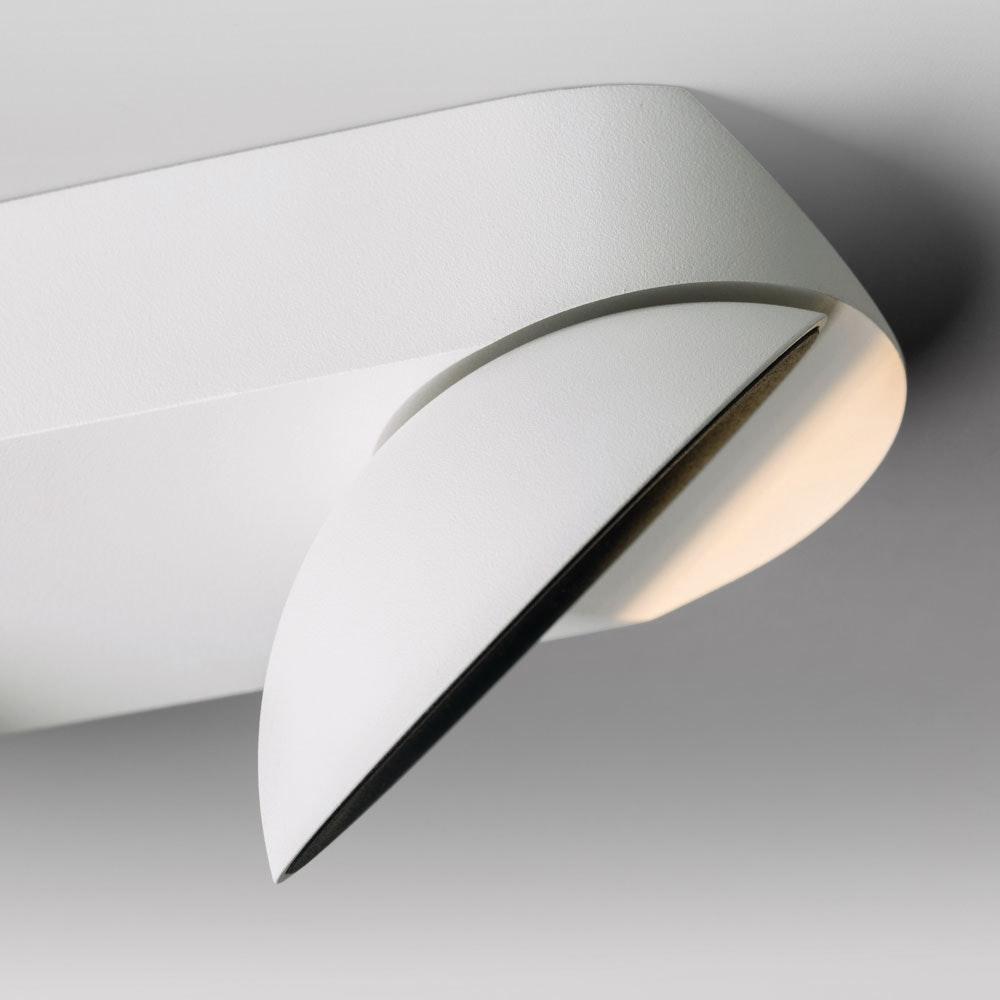 Santa 2er LED Aufbauspot schwenkbar & dimmbar 2 x 810lm Weiß, Schwarz 3