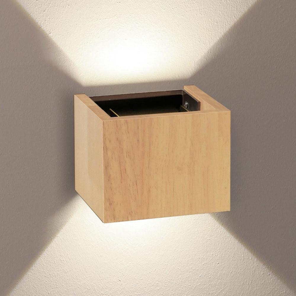 s.LUCE pro Ixa LED Innen- & Außen-Wandleuchte IP44 42