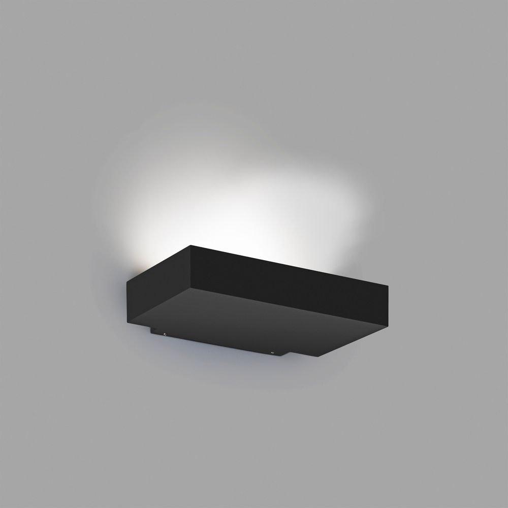 LED Außenwandleuchte TORE IP54 Dunkelgrau