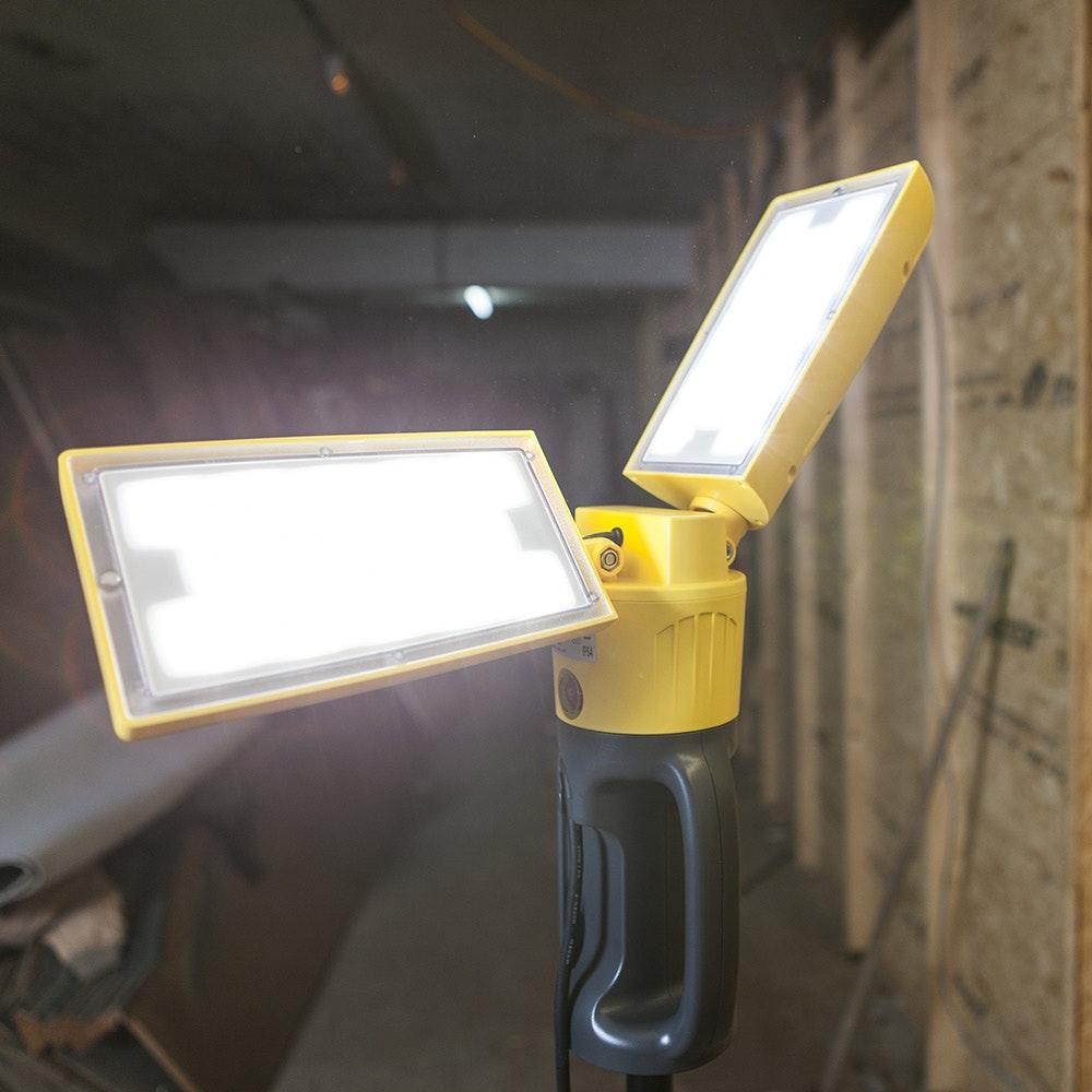 LED Worklight Peri IP54 Anthrazit 2