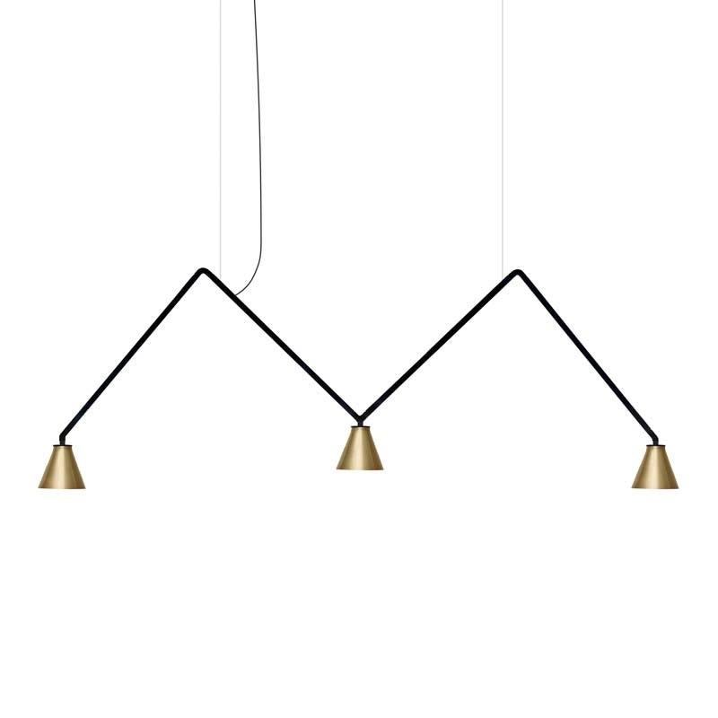 Nemo Dabliu Cone LED Hängelampe 1