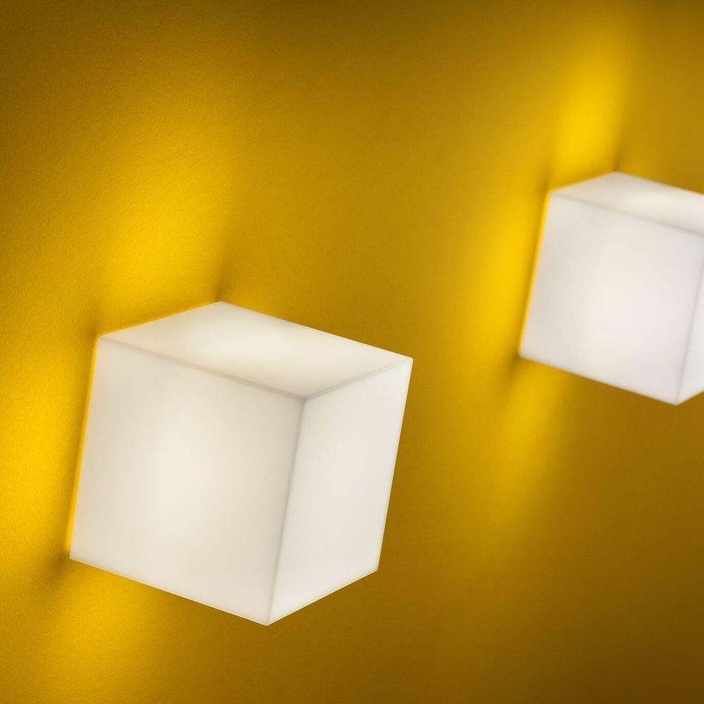 Studio Italia Design Beetle Cube LED Wand- & Deckenleuchte 2