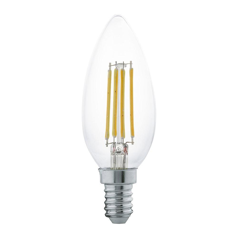 E14 LED Kerze 4W, 350lm Warmweiß