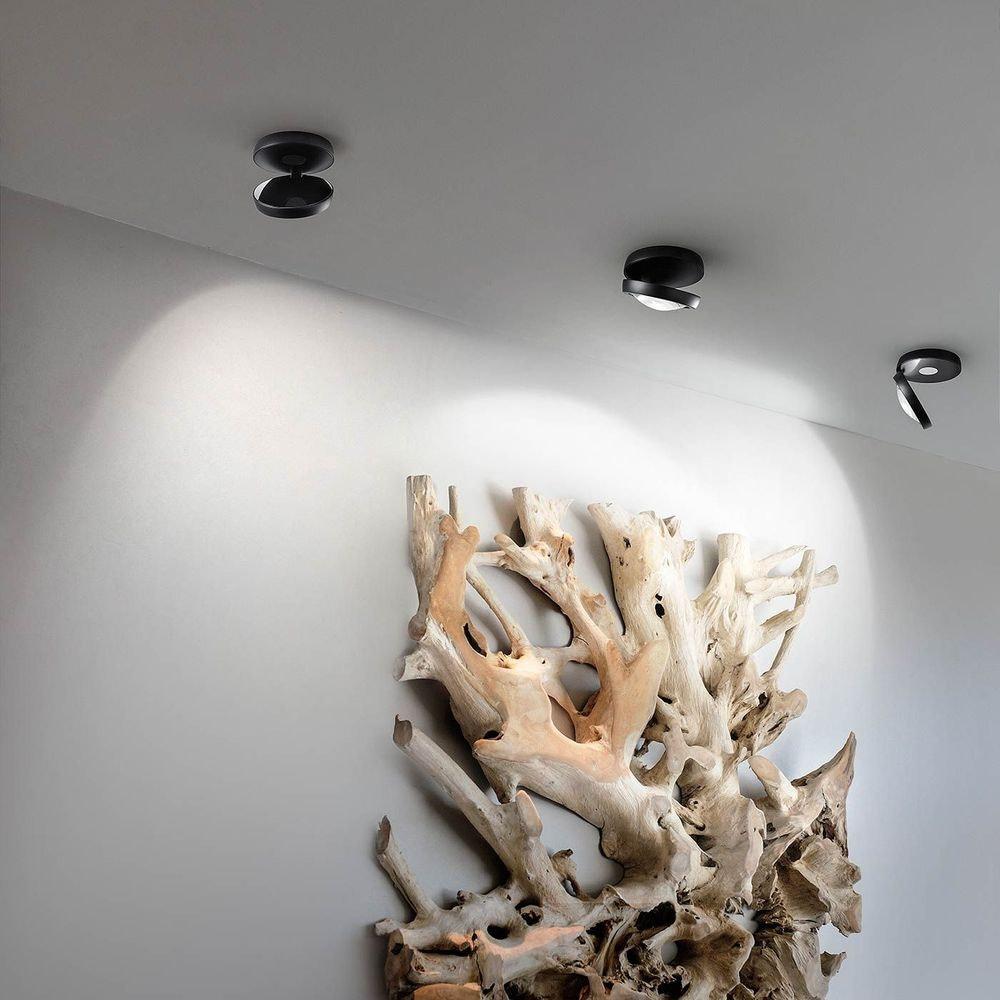 Studio Italia Design Nautilus LED Deckenlampe drehbar 2